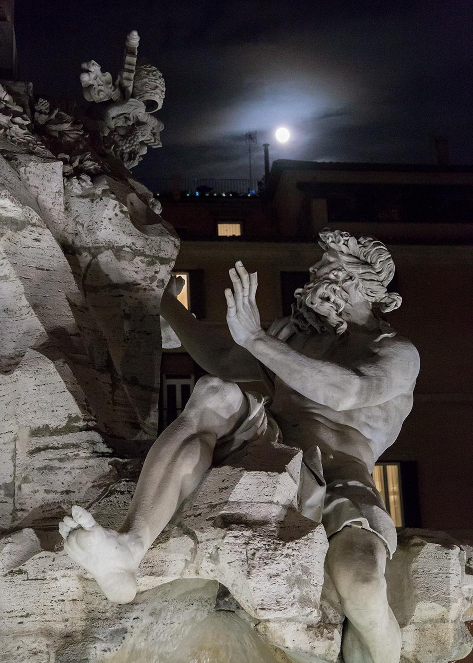 Rom, Vierströmebrunnen