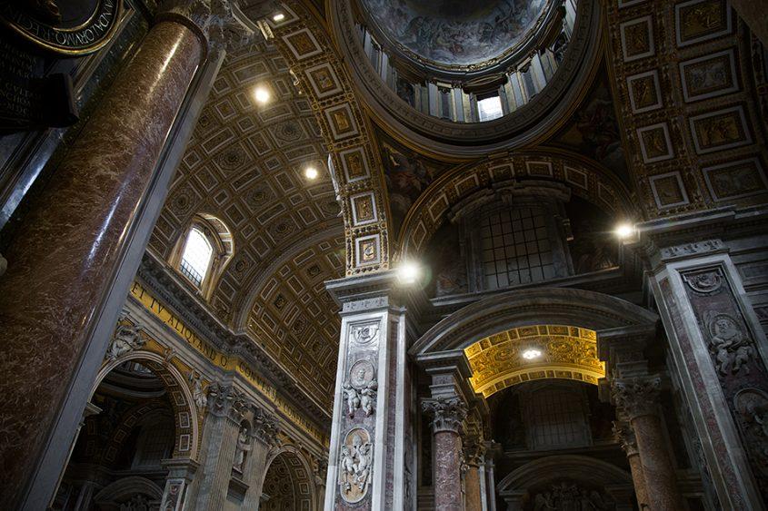 Rom, Petersdom,
