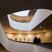 Rom, Vatikanische Museen, Spiral Ramp at the new entrance