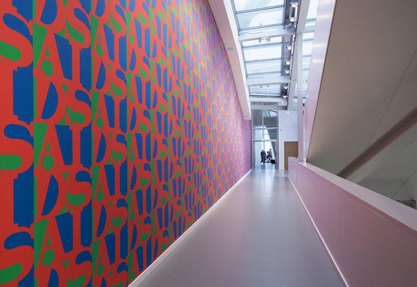 Paris, Fondation Louis Vuitton, MOMA, General Idea, AIDS