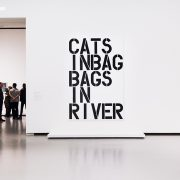 Paris, Fondation Louis Vuitton, MOMA, Christopher Wood, Cats in bag