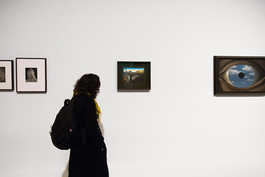 Paris, Fondation Louis Vuitton, MOMA, Salvador Dalí, The Persistence of Memory