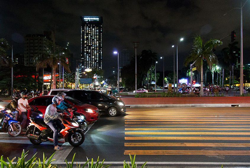 Fabian Fröhlich, Manila, Malate, Roxas Boulevard