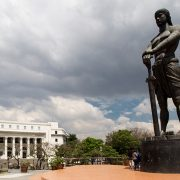Fabian Fröhlich, Manila,, Rizal Park, Lapu Lapu Monument