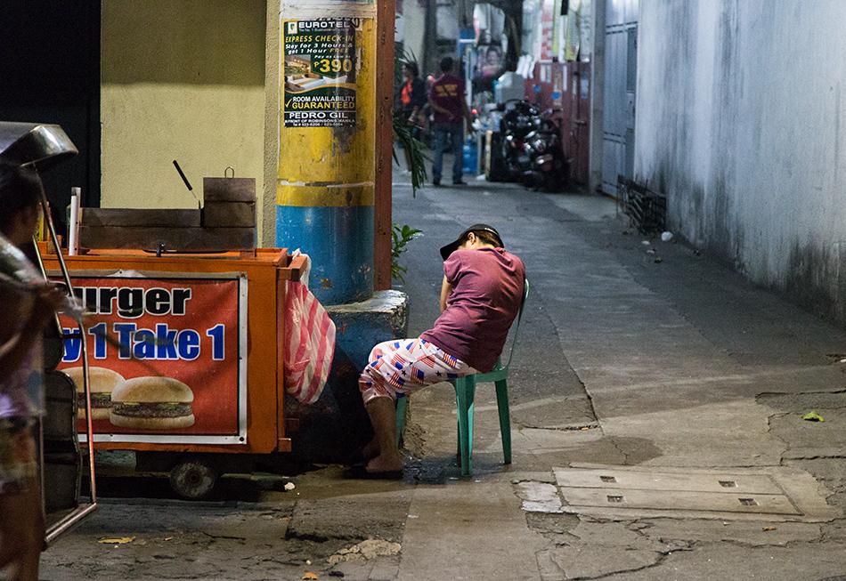 Fabian Fröhlich, Manila, Malate,