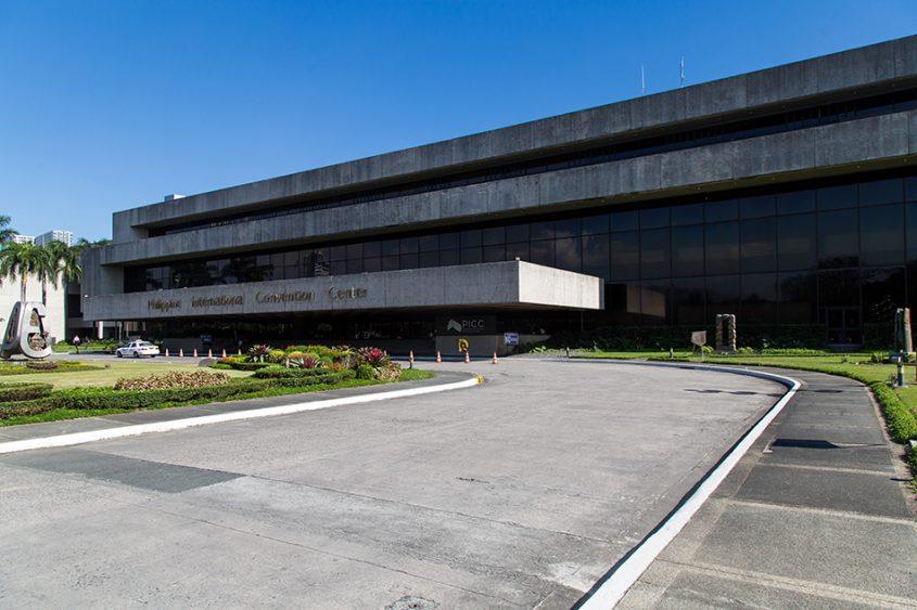 Fabian Fröhlich, Manila, Philippine International Convention Center