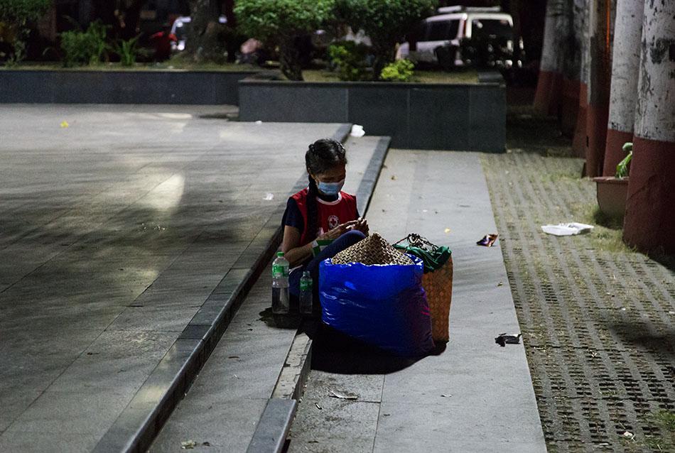 Fabian Fröhlich, Manila, Malate, Rajah Sulayman Park