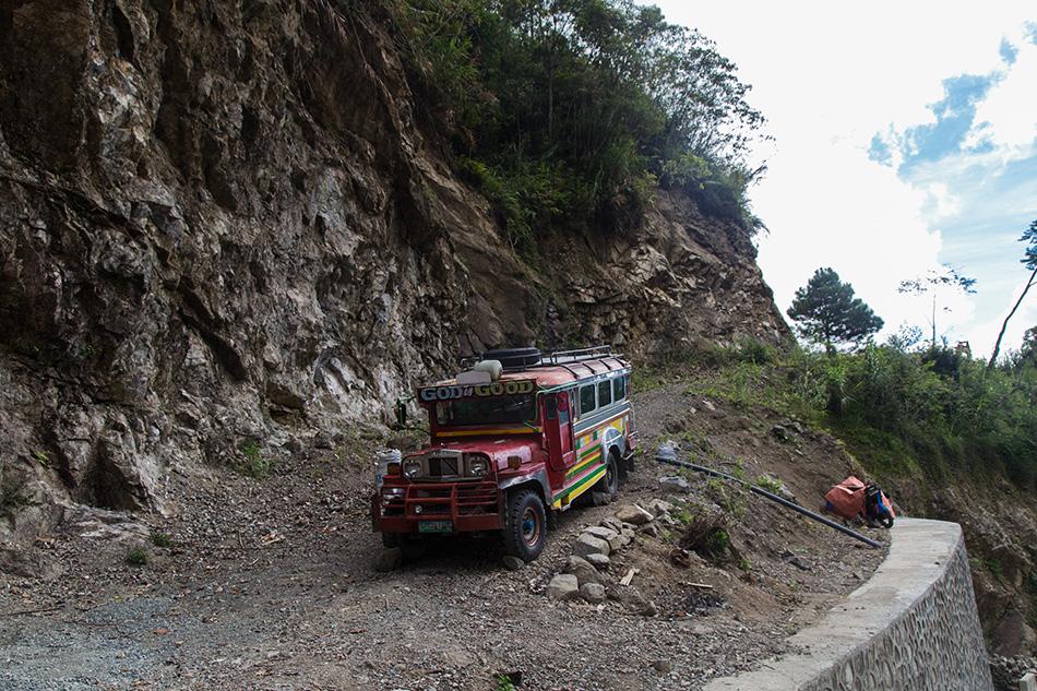 Fabian Fröhlich, Philippinen, Ifugao, Batad Trail