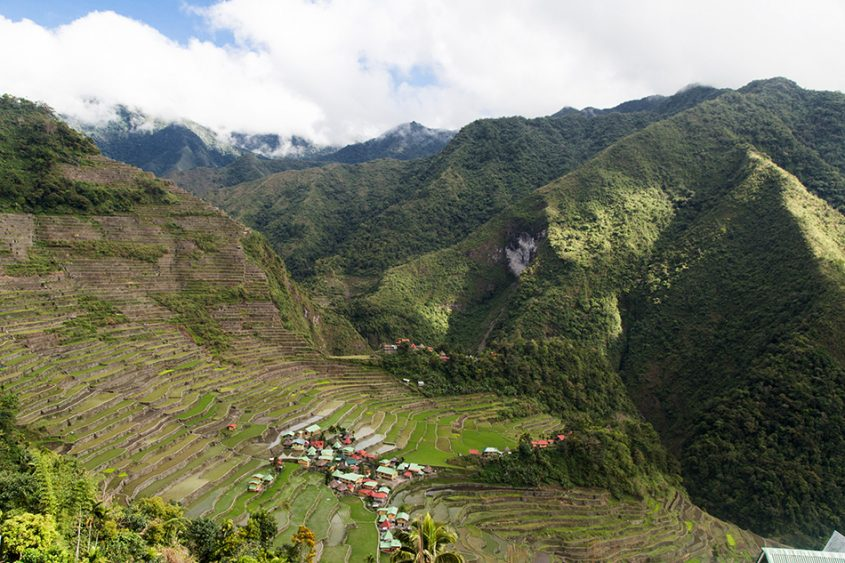 Fabian Fröhlich, Philippinen, Ifugao, Reisterrassen von Batad