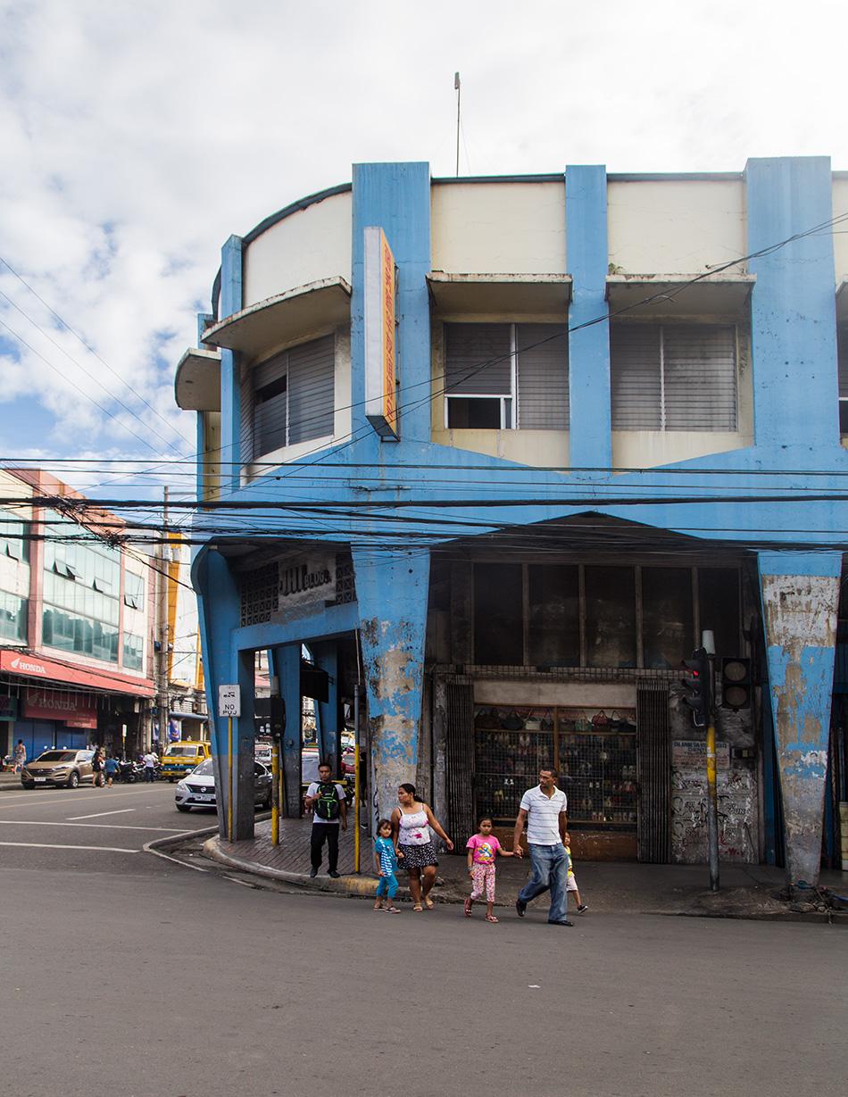 Fabian Fröhlich, Cebu City, Legaspi Street 51