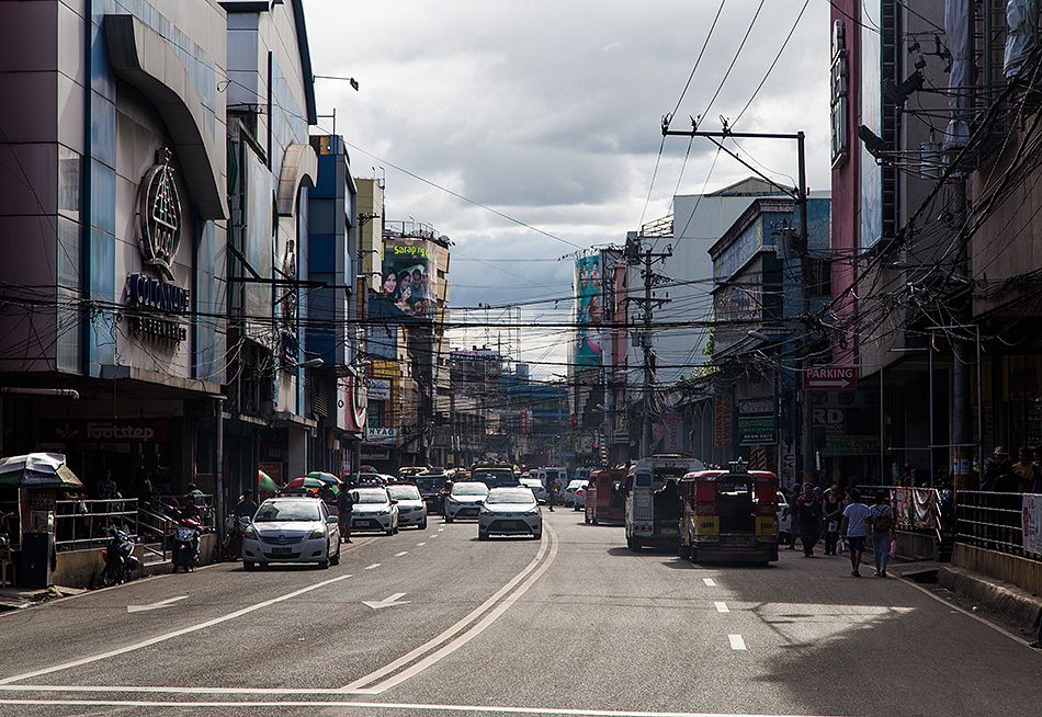 Fabian Fröhlich, Cebu City, Colon Street