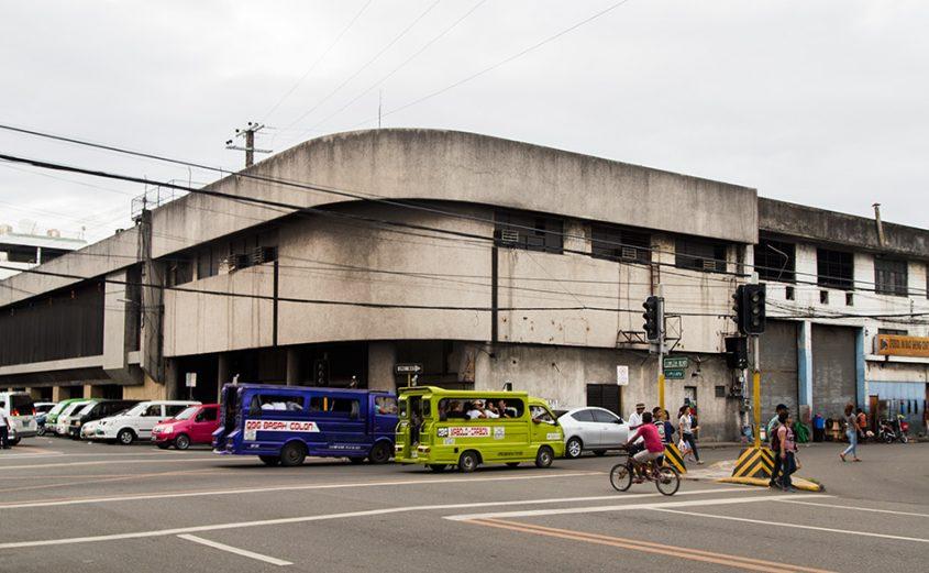 Fabian Fröhlich, Cebu City, Osmena Boulevard