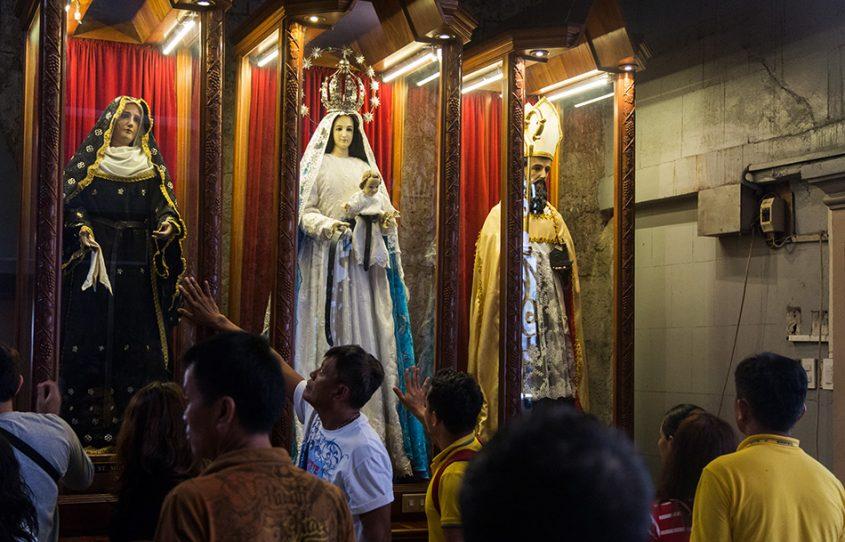 Fabian Fröhlich, Cebu City, Basilica del Santo Niño
