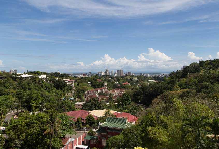 Fabian Fröhlich, Cebu City, View from Taoist Temple