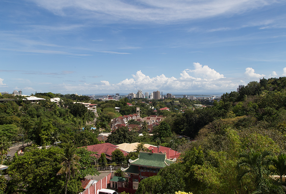 Fabian Fröhlich, Cebu City, View from Taoist Temple