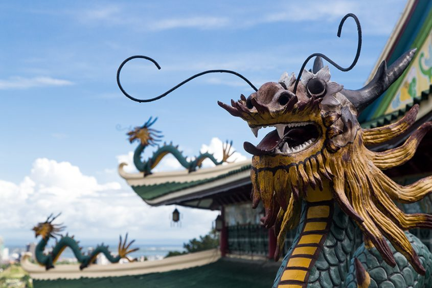 Fabian Fröhlich, Cebu City, Taoist Temple
