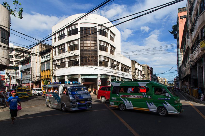 Fabian Fröhlich, Cebu City, Don Vicente Rallon Buidling