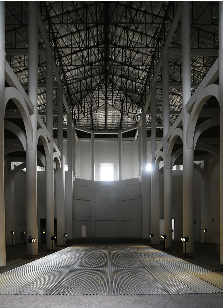 Fabian Fröhlich, Manila, Intramuros, San Ignacio (Manila Biennale, Onethingafteranother by Roberto Chabet)