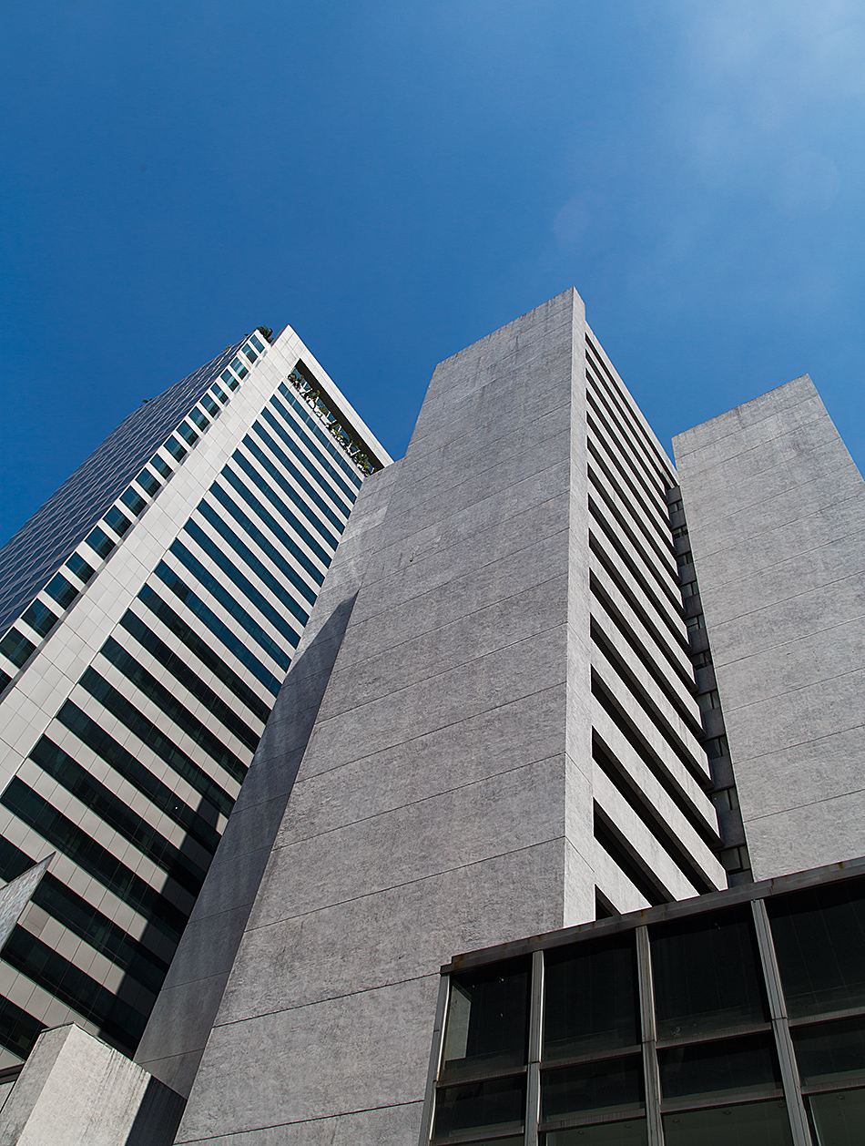 Fabian Fröhlich, Manila, Makati, Citybank Tower