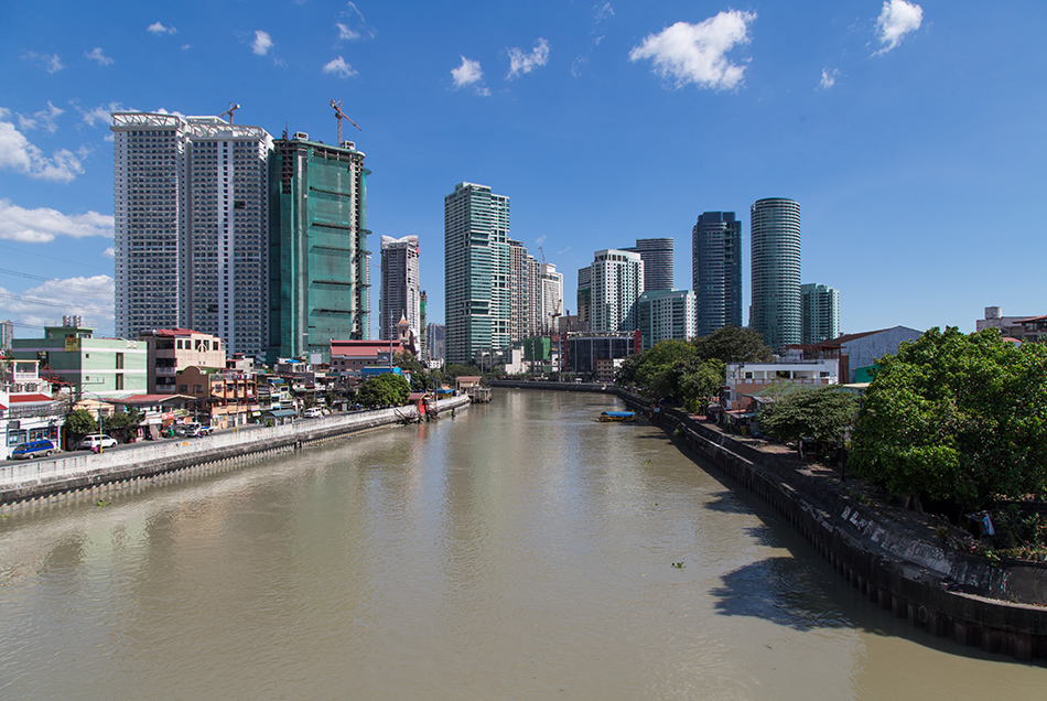 Fabian Fröhlich, Manila, Makati, Pasig