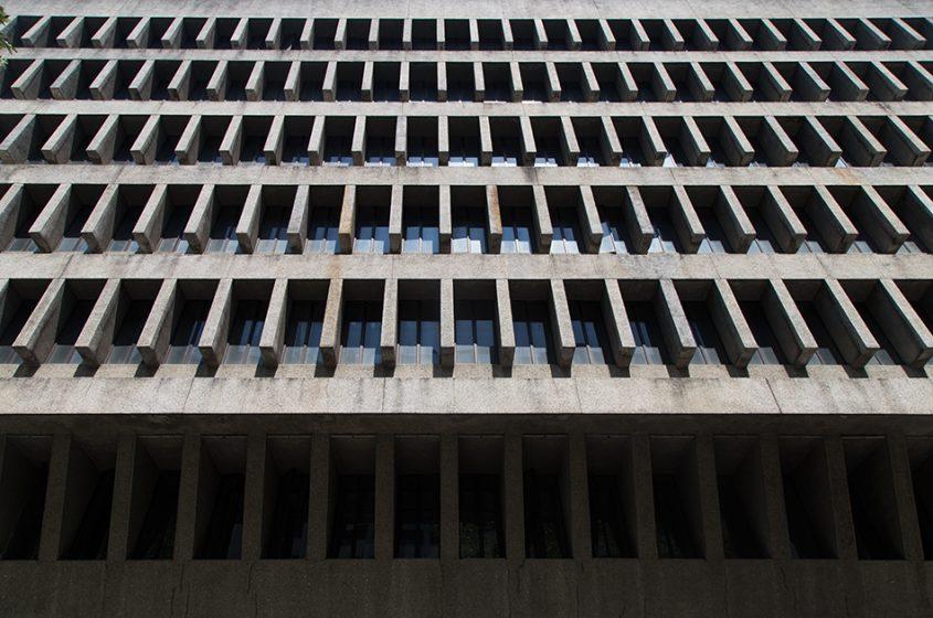 Fabian Fröhlich, Manila, Makati, Stock Exchange Building