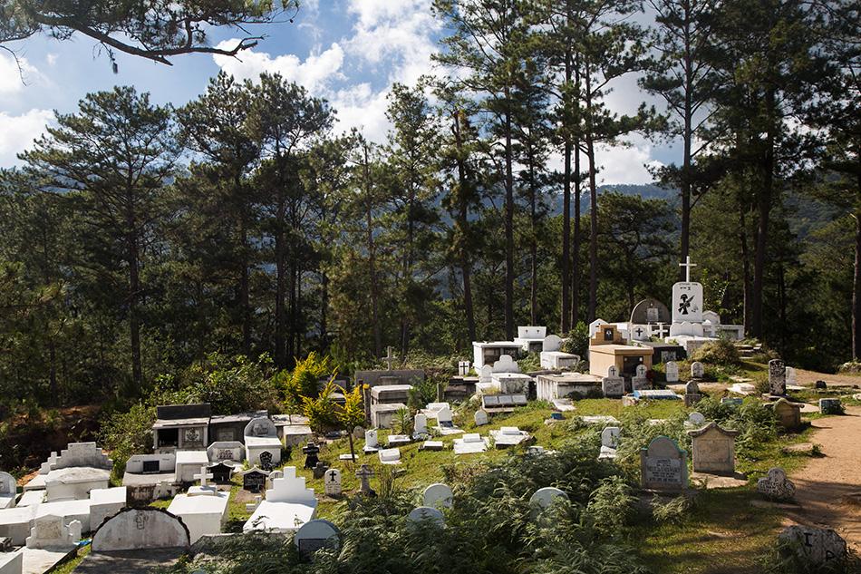 Fabian Fröhlich, Sagada, Philippinen, Campo Santo