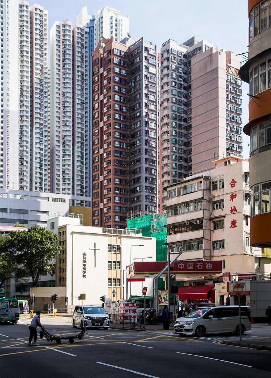 Fabian Fröhlich, Hongkong Island, Aberdeen