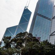 Fabian Fröhlich, Hong Kong Island, Bank of China