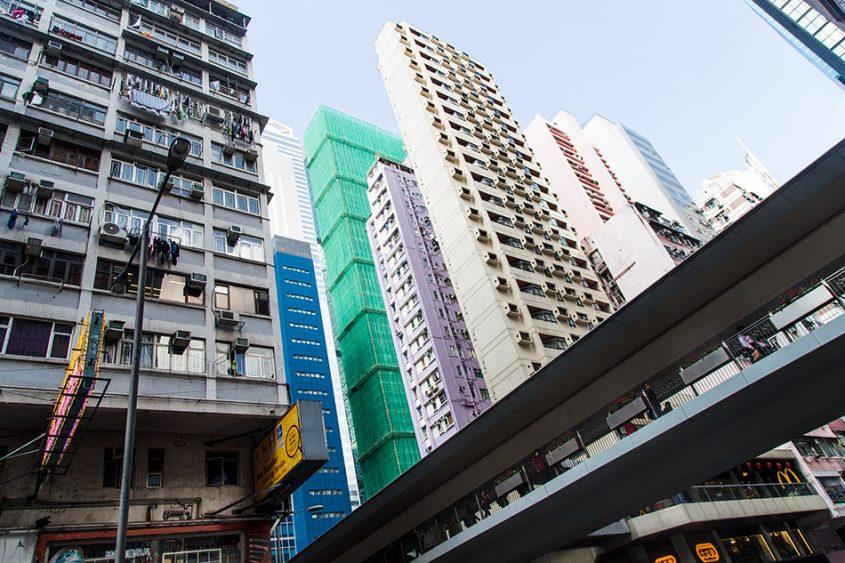 Fabian Fröhlich, Hong Kong Island, Chater Road