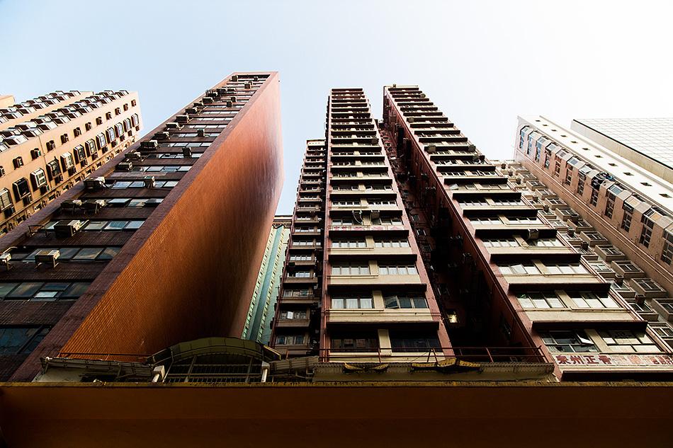 Fabian Fröhlich, Hong Kong Island, Chun Yeung Street