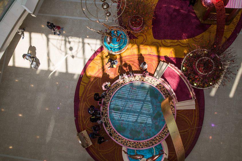 Fabian Fröhlich, Hong Kong Island, International Finance Center Mall