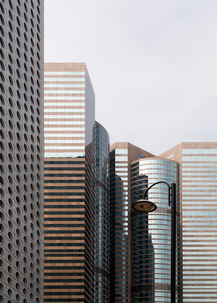 Fabian Fröhlich, Hong Kong Island, Jardine Building