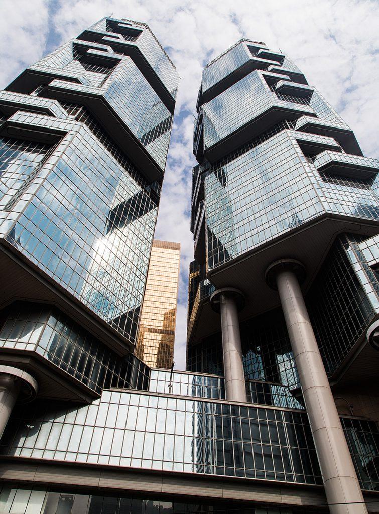 Fabian Fröhlich, Hong Kong Island, Lippo Centre