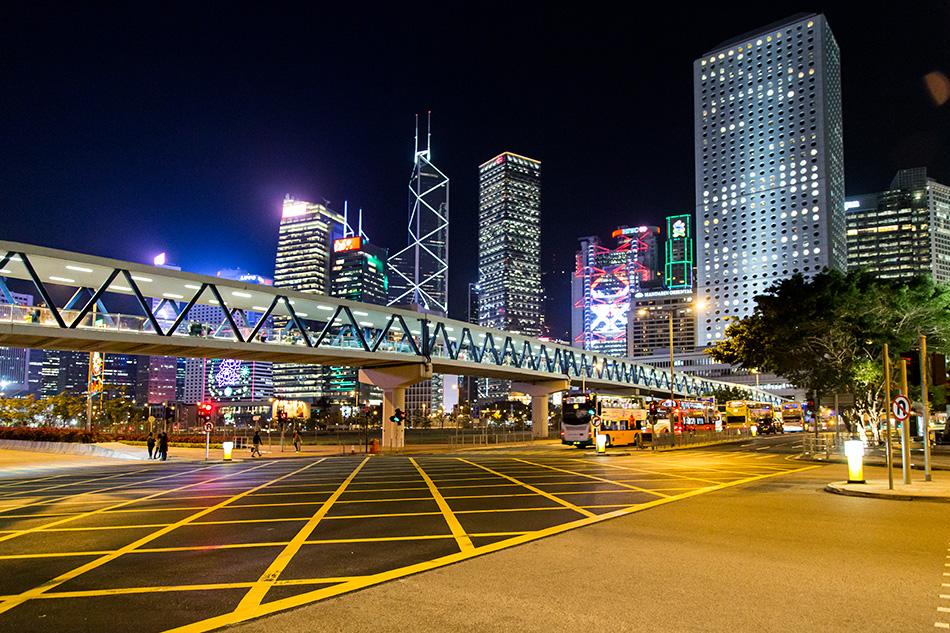 Fabian Fröhlich, Hong Kong Island, Man Yiu Street