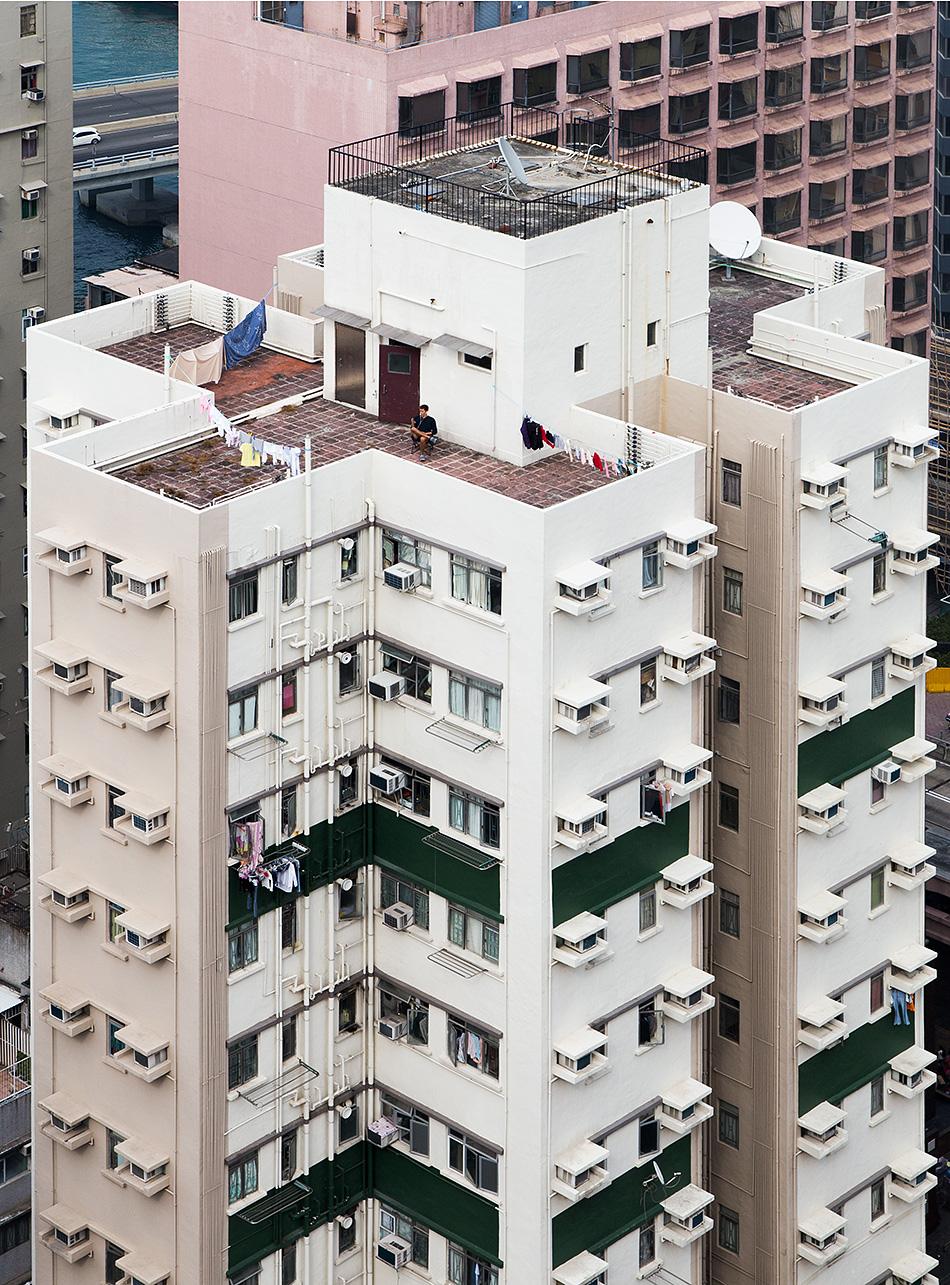 Fabian Fröhlich, Hong Kong Island, North Point