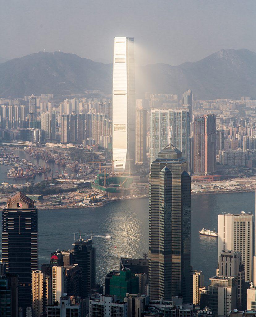 Fabian Fröhlich, Hong Kong Island, View from Peak Tower