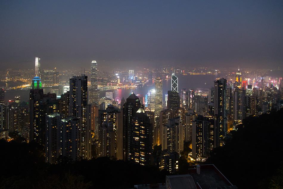 Fabian Fröhlich, Hong Kong Island,