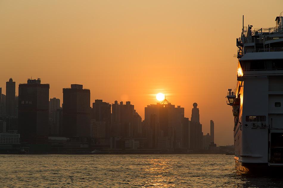 Fabian Fröhlich, Hong Kong Island, Skyline