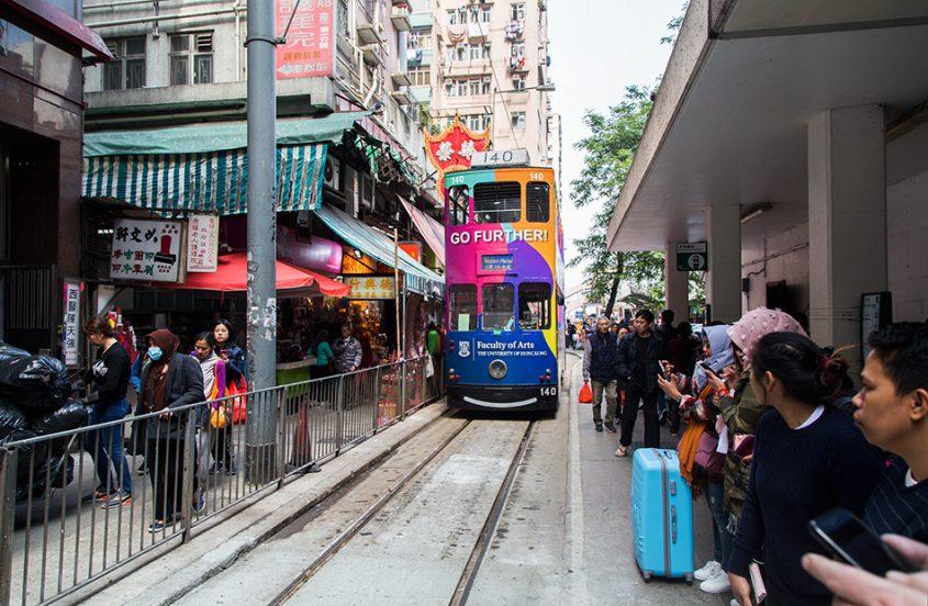Fabian Fröhlich, Hong Kong Island, Ting Shui Road, North Point