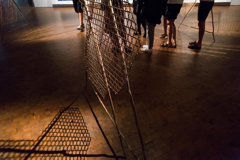 Fabian Fröhlich, 10 Berlin Biennale, Minia Biabiany, Toli Toli (Akademie der Künste)