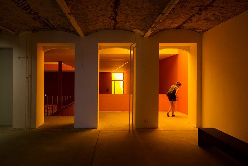 Fabian Fröhlich, 10 Berlin Biennale, Dineo Seshee Bopape, Untitled (Of Occult Instability) [Feelings] (KW Institute for Contemporary Art)