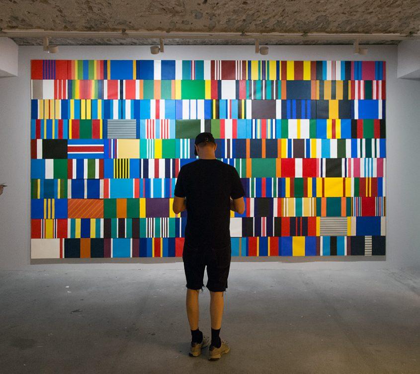 Fabian Fröhlich, 10 Berlin Biennale, Lorena Gutiérrez Camejo, ¿Dónde están los héroes? (Where are the heroes?) (KW Institute for Contemporary Art)