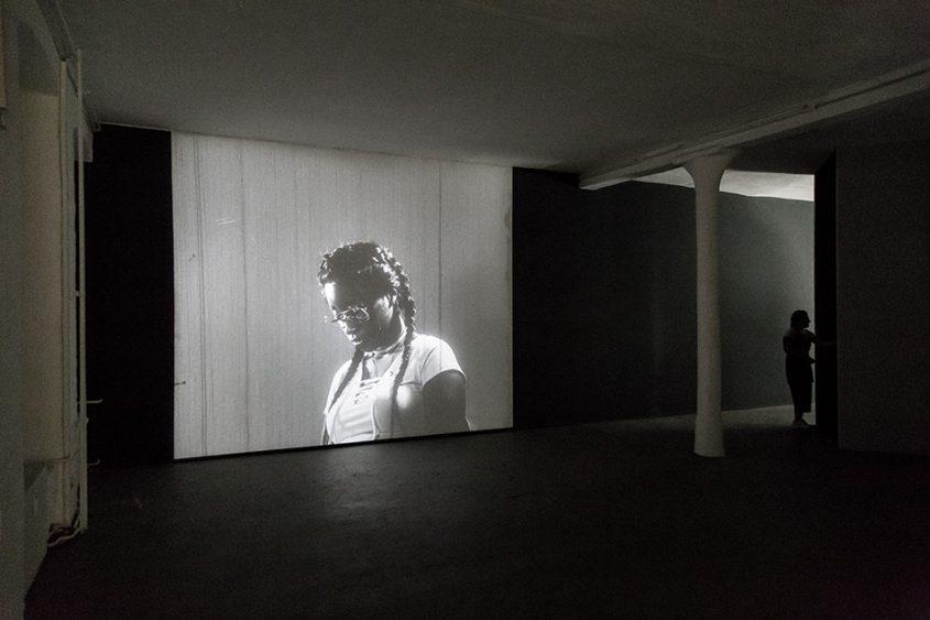 Fabian Fröhlich, 10 Berlin Biennale, Luke Willis Thompson, autoportrait (KW Institute for Contemporary Art)