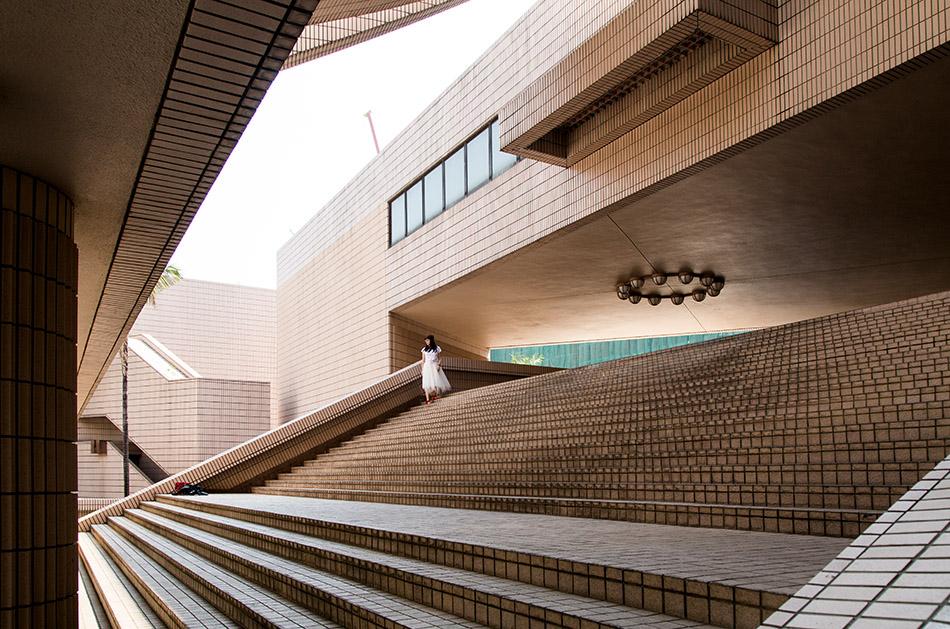 Fabian Fröhlich, Hongkong, Kowloon, Hong Kong Cultural Centre