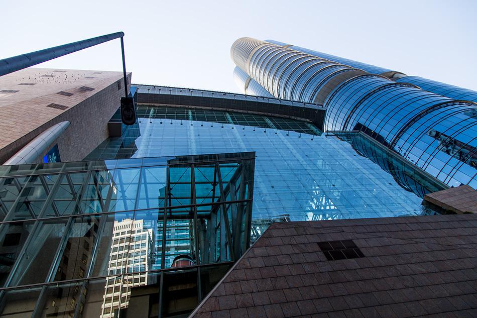 Fabian Fröhlich, Hongkong, Kowloon, Langham Place