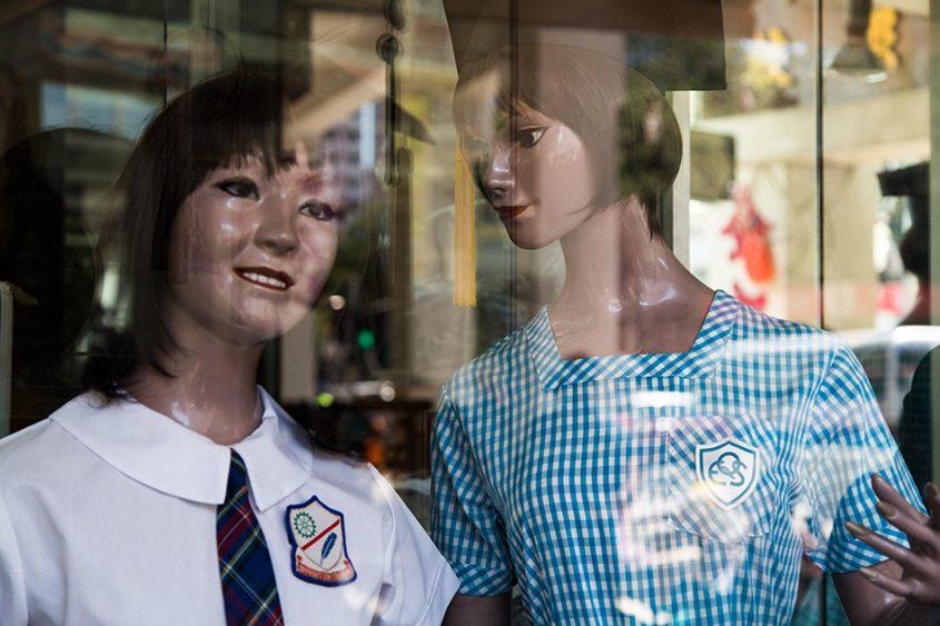 Fabian Fröhlich, Hongkong, Kowloon, Mannequins