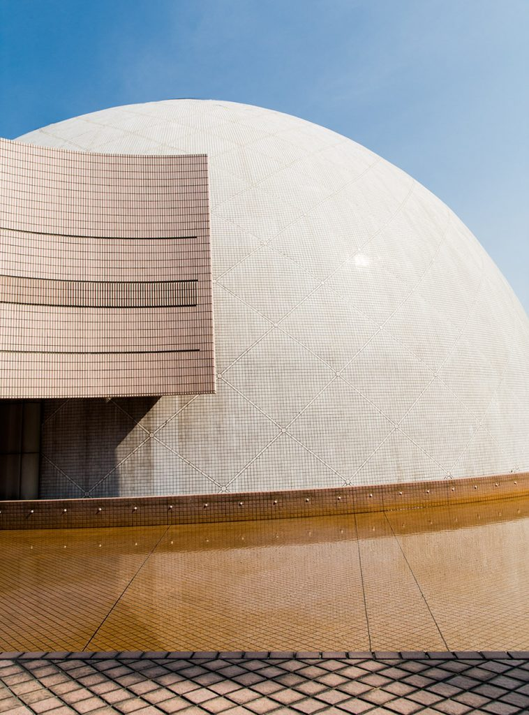 Fabian Fröhlich, Hong Kong Space Museum, Kowloon,