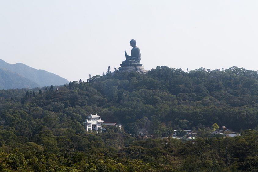 Fabian Fröhlich, Hongkong, Lantau, Tian Tan Buddha