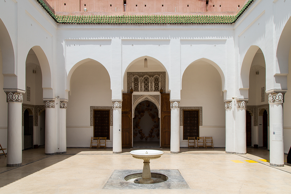 Fabian Fröhlich, Marrakesch, Medina, Dar Bellarj