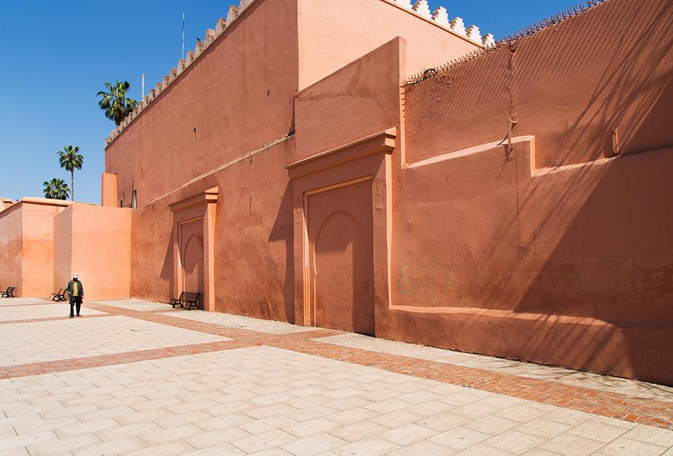 Fabian Fröhlich, Marrakesch, Medina, Kutubiyya Mosque